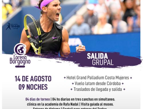 Tenis en Costa Mujeres
