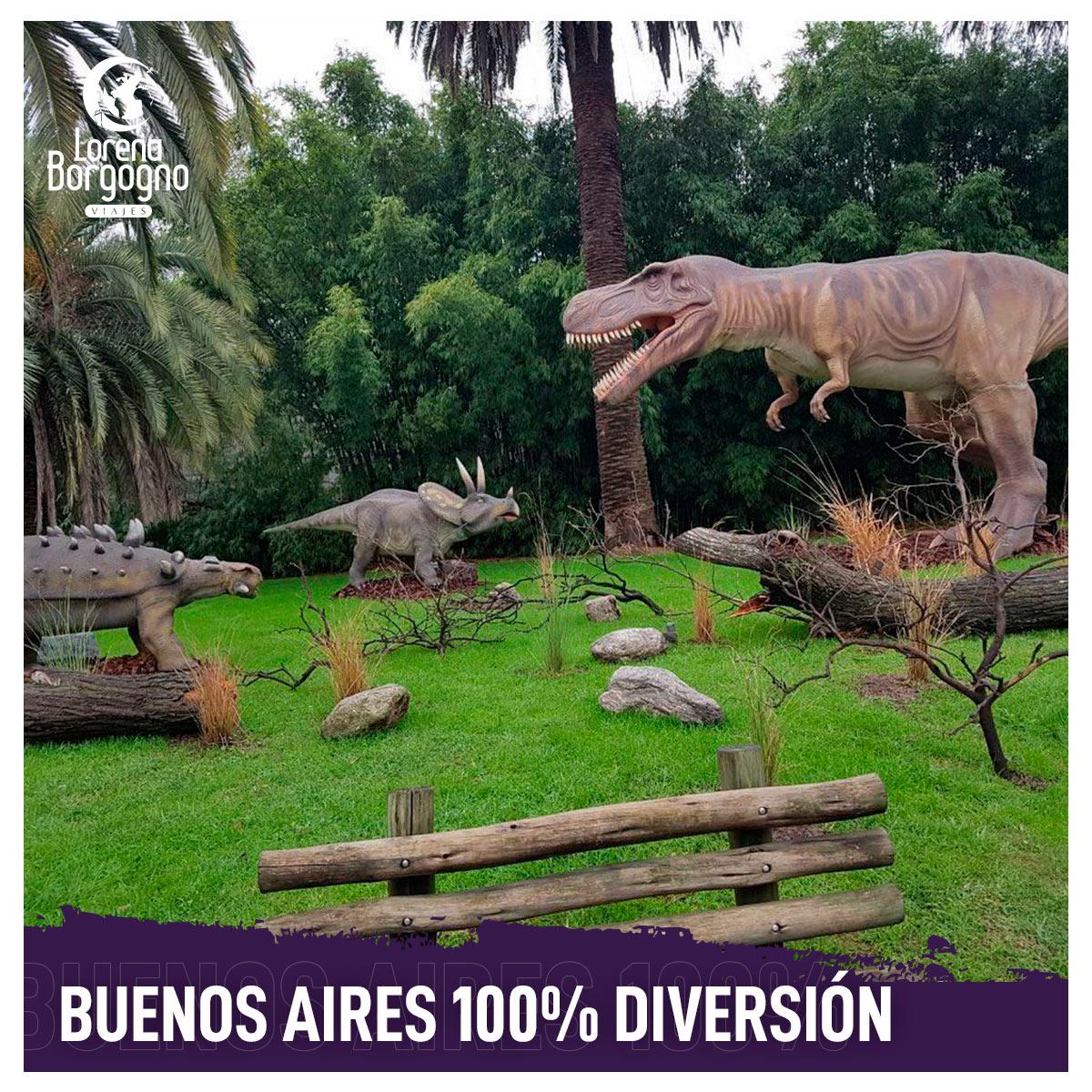 BUENOS AIRES 100% DIVERSIÓN