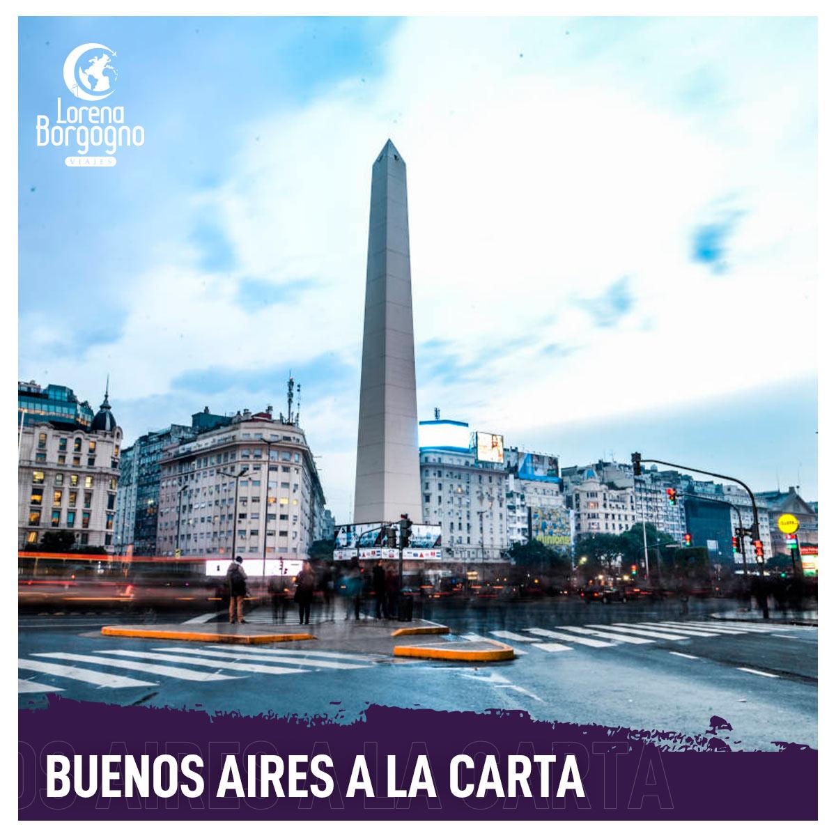BUENOS AIRES A LA CARTA (IT)
