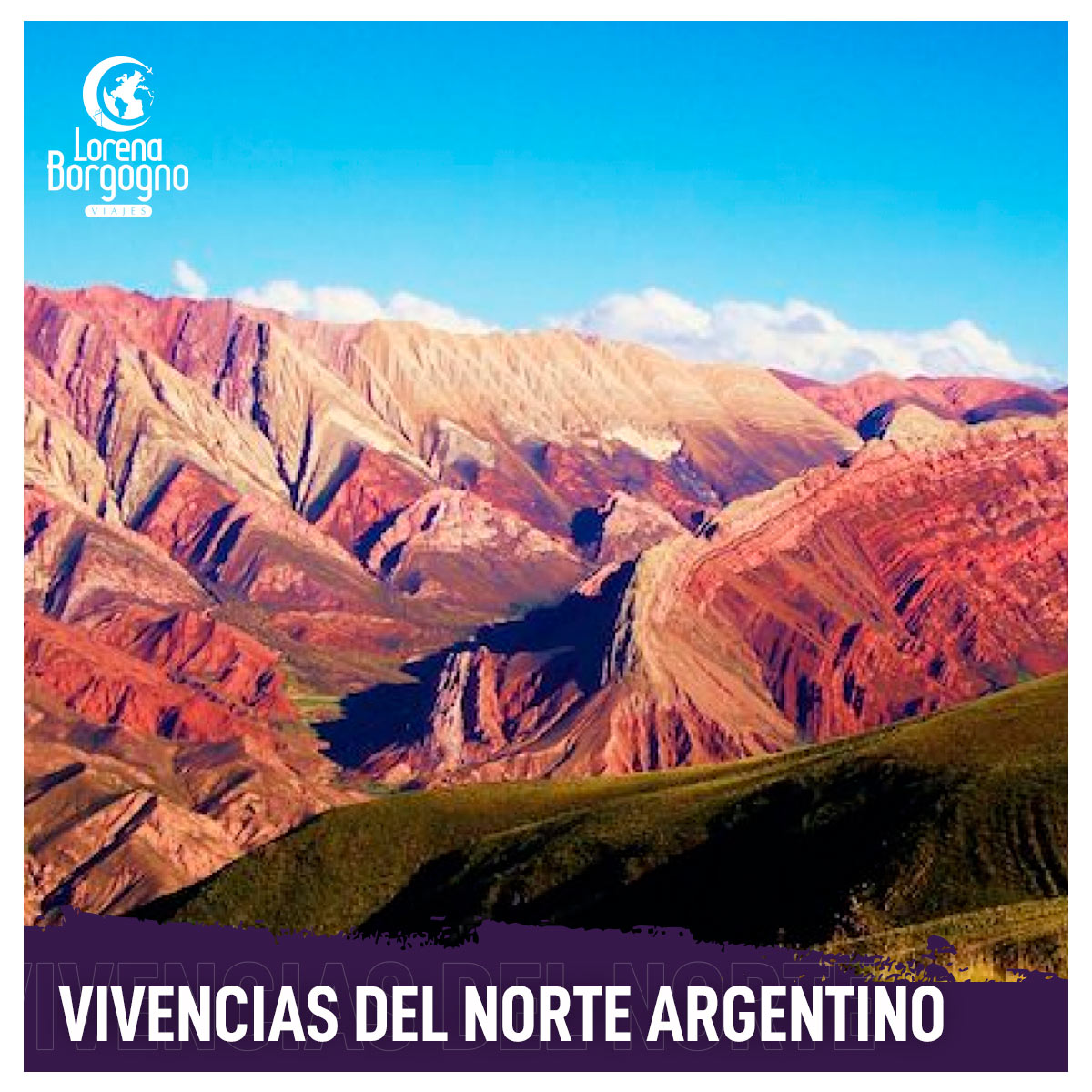 VIVENCIAS DEL NORTE ARGENTINO (IT)