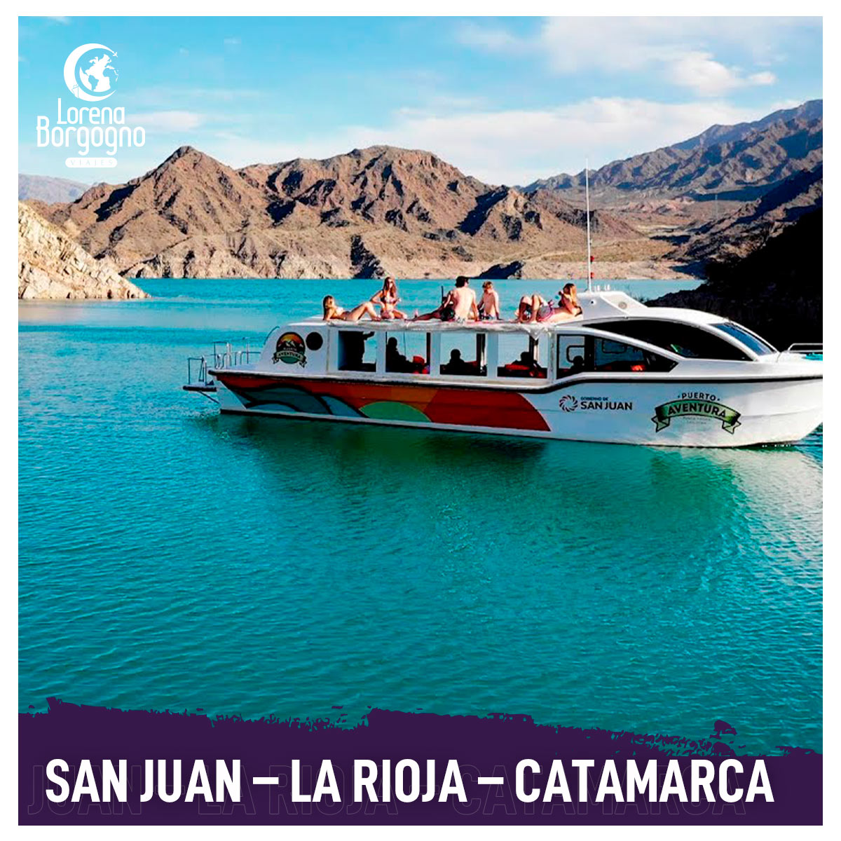 SAN JUAN – LA RIOJA – CATAMARCA (IT)