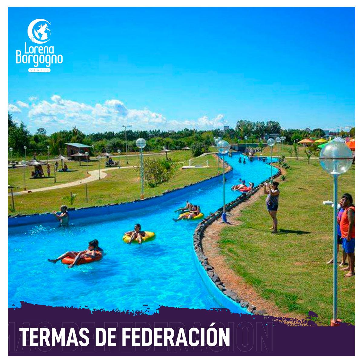 TERMAS DE FEDERACIÓN (IT)