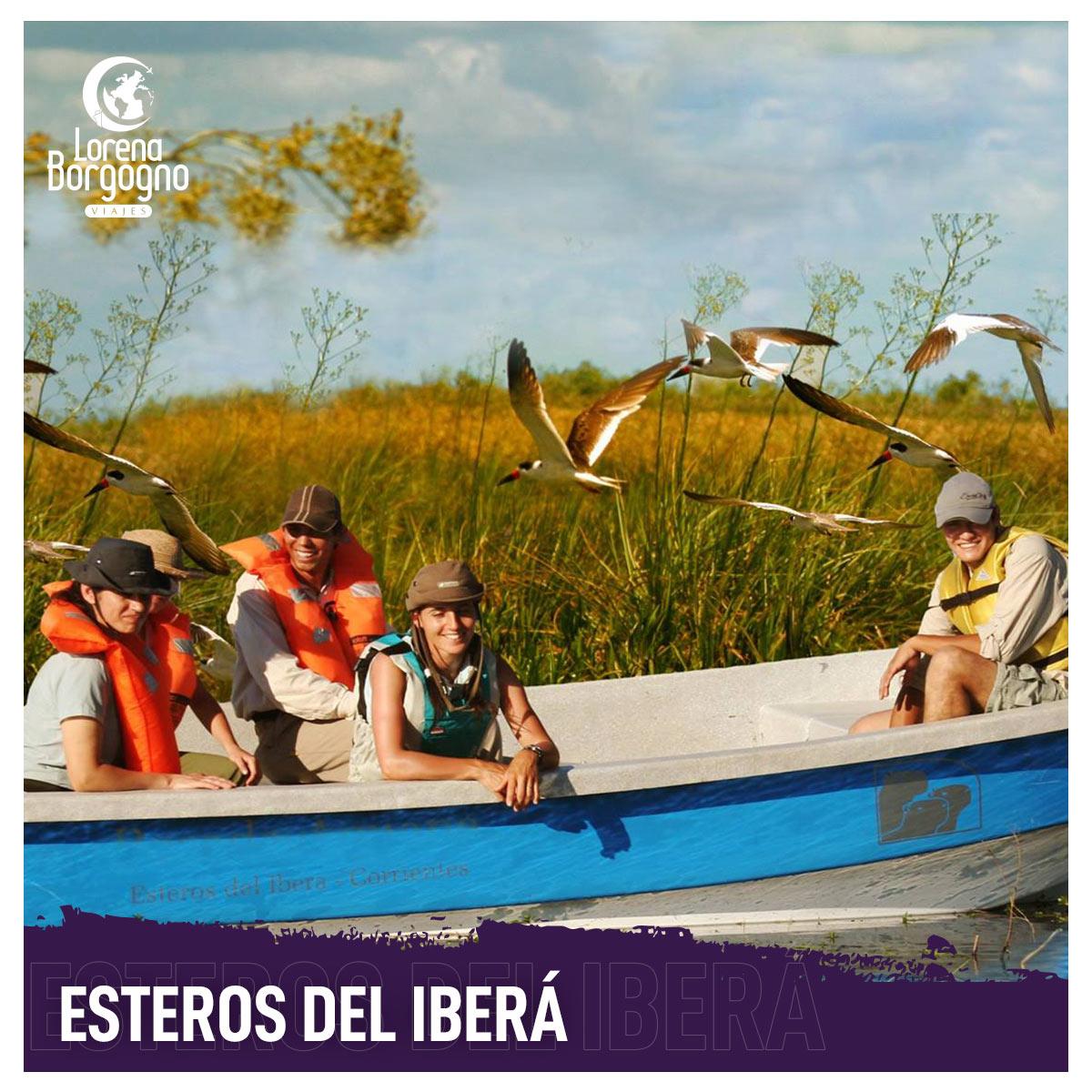 ESTEROS DEL IBERÁ (IT)